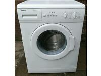 Beko 5kg 1000 spin + 6 month warranty free delivery