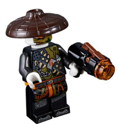 LEGO Ninjago Dragon Hunter Minifig from set 30547
