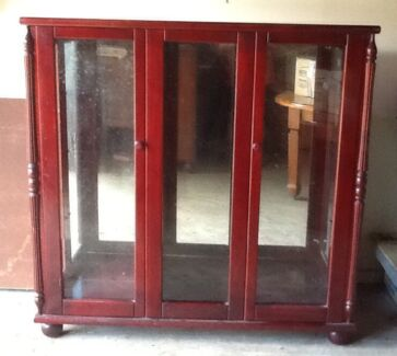 Vintage Display Cabinet Rochedale South Brisbane South East Preview