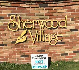 NEW LISTING: FOR SALE, SHERWOOD VILLAGE, 3 BED CONDO