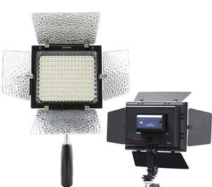 YONGNUO YN-160 Pro Camera Camcorder DV LED Video Light