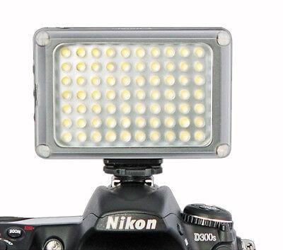YONGNUO YN-0906II LED Video Light f Canon Nikon D90 D700 D800 D600 SLR   Camera Nikon D90 Video