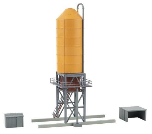 NEW 2021 RELEASE !!!  HO Faller : Gravel Loading Facility Silo KIT # 120283