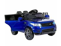RANGE ROVER brand new ride on electric car 4 colours to choose from