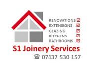 Multi trade 24 hour property services - Joiner, Plumber, Electrician and Roofer