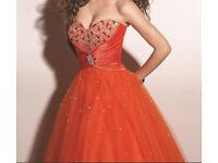 Mori Lee by Madeline Gardner Prom Dress