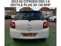 Citroen DS3 DStyle Plus