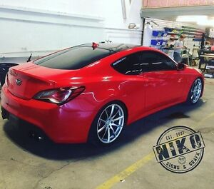 2010 Genesis Coupe Track/GT