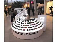 Retail Kiosk - Milton Keynes In The CentreMK - 07772920555