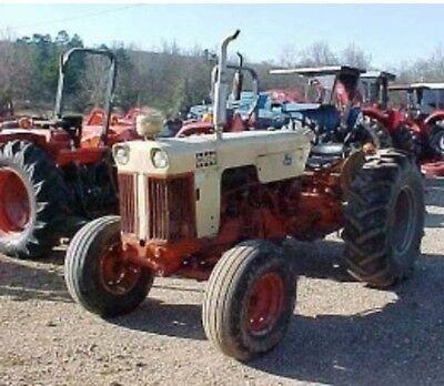 Case Ji Tractors 430 440 470 530 540 570 630 640 Shop Service Manual Cd