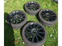 Ford fiesta st alloy st 150 17 inch