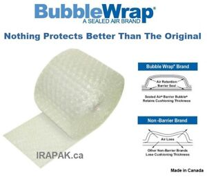 Buy Direct from the Converter High Quality Bubble Wrap