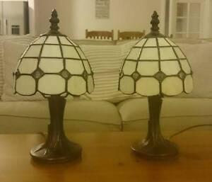 Tiffany style vintage lamps Baldivis Rockingham Area Preview