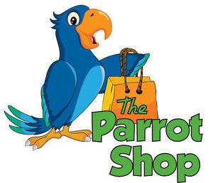 THE PARROT SHOP: Canada's Online Discounted Parrot Shop