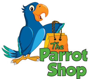 THE PARROT SHOP: Canada's Online Discounted Parrot Shop