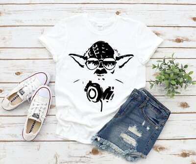Yoda T-shirts Disney Land Ladies Graphic Womens Custom - Star Wars Womens T Shirts