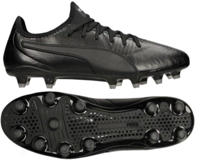 Details about PUMA KING PRO FG MENS SOCCER CLEATS SHOES 10560801 NEW SIZE 8