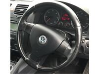 Golf MK5 GT TDI Steering Wheel