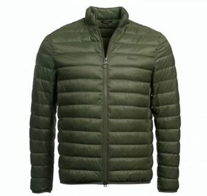 BARBOUR PENTON QUILTED JACKET XXL OLIVE