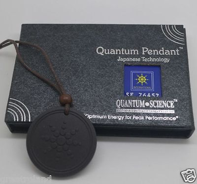Quantum science 1 quantum scalar healthenergy necklace with pendant japanese science technology mozeypictures Choice Image