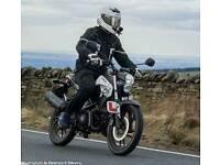125cc Semi Automatic Motorbike