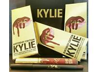 Kylie birthday edition lipkits