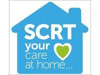 Senior Care Worker – Edinburgh & Midlothian