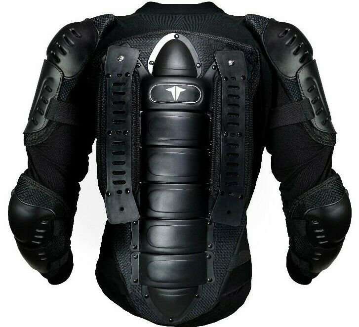 Owner MOTORCYCLE FULL BODY ARMOR RACING MOTOCROSS JACKET SPINE CHEST PROTECTOR