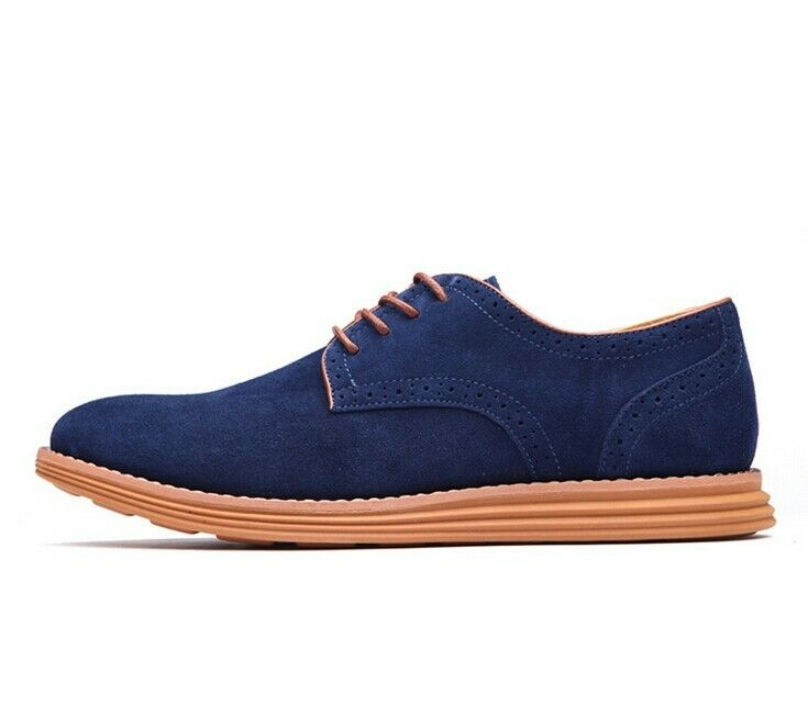 new 2017 suede european style leather shoes s oxfords