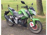 Kymco CK1 125cc - Green - Excellent