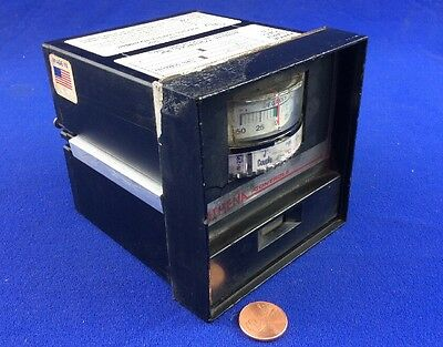 Athena 2000-b-37 Process Temperature Controller 0-800f J