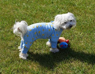 Pyjama Jogginganzug ,Schlafanzug,Hausanzug** MOON and STARS * für Hunde **