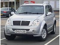 *TOP SPECS* Rexton II 2.7 SX AWD same as Mercedes ML 270 M Class 4x4 Jeep land rover BMW X5 , Shogun