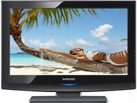 """Samsung 32"""" inch LCD TV HD Ready with Freeview built in, 2 x HDMI not 37, 40, 42"""
