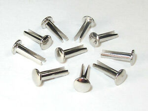 10-SPLIT-RIVETS-FOR-KNUCKLE-COUPLERS-AMERICAN-FLYER-TRAINS-PARTS-LOT