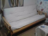 Double Bed Futon.