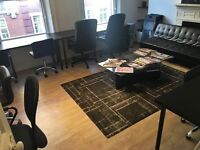 Office Share Opportunity – 5min Walk from Oxford Street