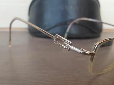 Vintage Gucci eyeglasses & case
