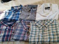 Mens Shirts Size Large