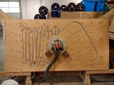 Metal Maslow Cnc Kit Wit Makita Router 4x8 48x96 Wood Router Kit. Diy Wood Frame