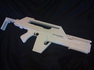Alien M41A pulse rifle 3D printed kit, cosplay collector prop replica
