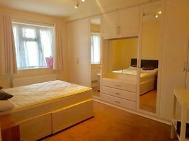 Fantastic double room including bills