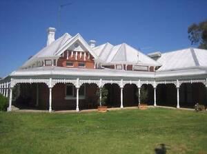 Original Victorian cast iron verandah lacework 53metres! Wagga Wagga Wagga Wagga City Preview