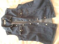 Top - jeans Areopolstale NY