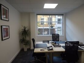 Shoreditch Office Space, 3 workstations (Office 1.6)