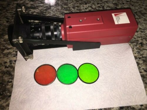 Alpha Innotech Corporation Gel Imaging Camera Head CCD with 3 Light Filters