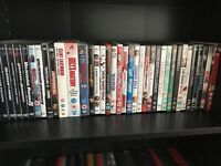 DVD various, many films, action, romance, series