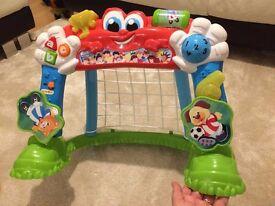 Toddler football gate