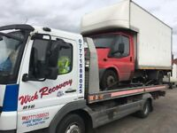 24/7 Breakdown Recovery & Rescue Towing jumpstart collection&delivery Accident management&Storage