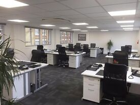 Shoreditch Office Space, 18 workstations (Roof Terrace Office 4.4)